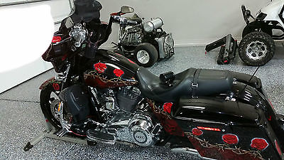 2011 Harley Davidson Street Glide Cvo Motorcycles For Sale