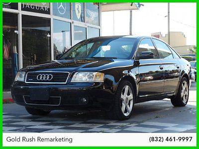 Audi : A6 3.0 2004 3.0 used 3 l v 6 30 v automatic awd sedan premium