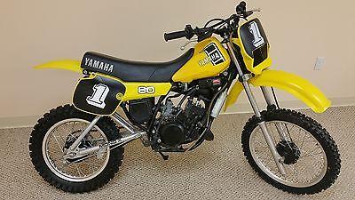 1982 yz 80 motorcycles for sale rh smartcycleguide com 76 Yz 80 76 Yz 80
