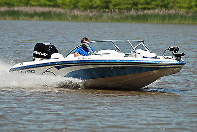 NITRO 189 SPORT FISH+SKI  *HD PICS* ONLY 70 HOURS