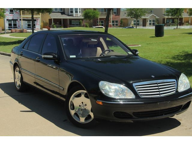 Mercedes Benz 600 Cars For Sale In Houston Texas