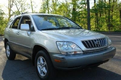 Lexus RX300 Loaded