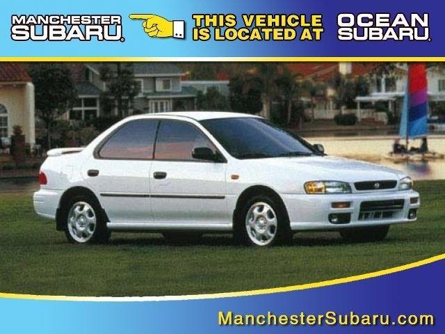 1998 Subaru Impreza Sedan