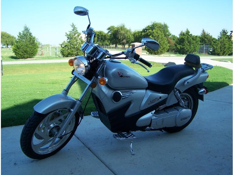 2006 Cfmoto V5 Cf250t-5p