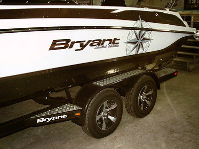 Brand new 2013 Bryant 233X WA with Mercruiser 350 Mag B3 (Trailer Included)