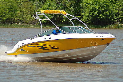 CHAPARRAL 236 SSI  LOADED 350MAG 55MPH *HD PICS* ONLY 70 HRS