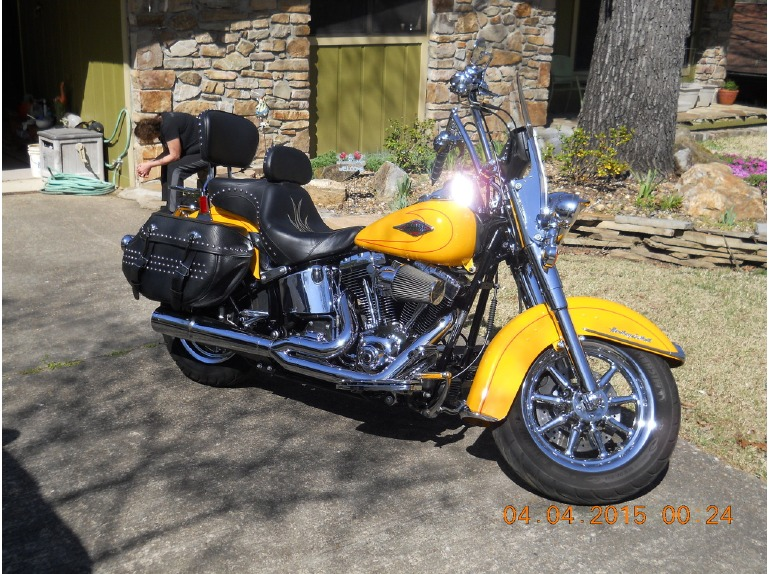 harley davidson heritage softail classic motorcycles for sale in hot springs village arkansas. Black Bedroom Furniture Sets. Home Design Ideas