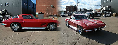 Chevrolet : Corvette coupe Great 67 Corvette