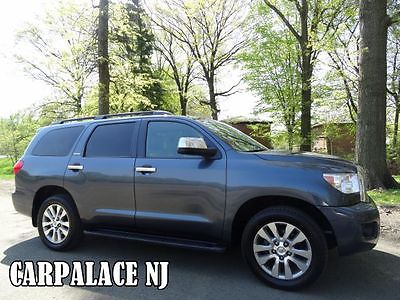 Toyota : Sequoia Limited 4x4 4dr SUV (5.7L V8) 2010 toyota sequoia
