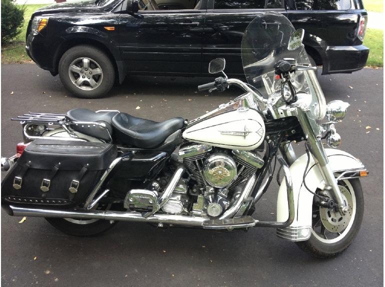 1996 Harley-Davidson Road King POLICE