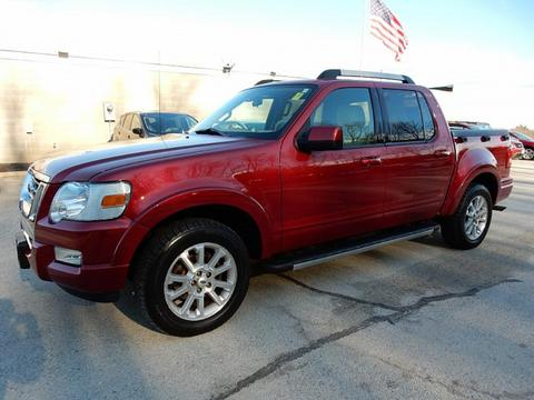 2007 Ford Explorer Sport Trac Limited Goffstown, NH