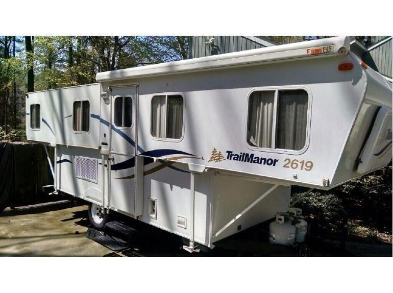 2001 Trailmanor 2619