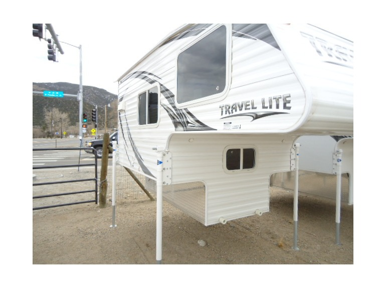 2014 Travel Lite Hard-Sided Campers 690FD
