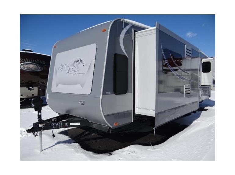 2015 Highland Ridge Journey 340FLR