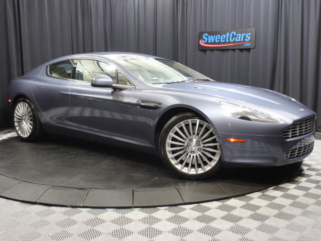 Aston Martin : Other 4dr Sdn Auto CLEAN ONE-OWNER CARFAX, BRAND NEW TIRES ALL BOOKS AND KEYS, MSRP $233k!