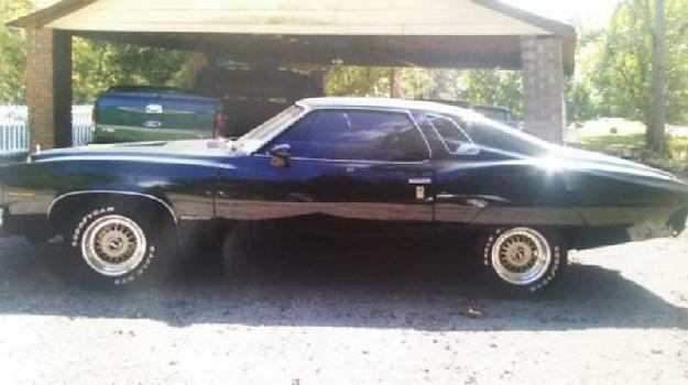1974 Pontiac Lemans Sport for: $7500