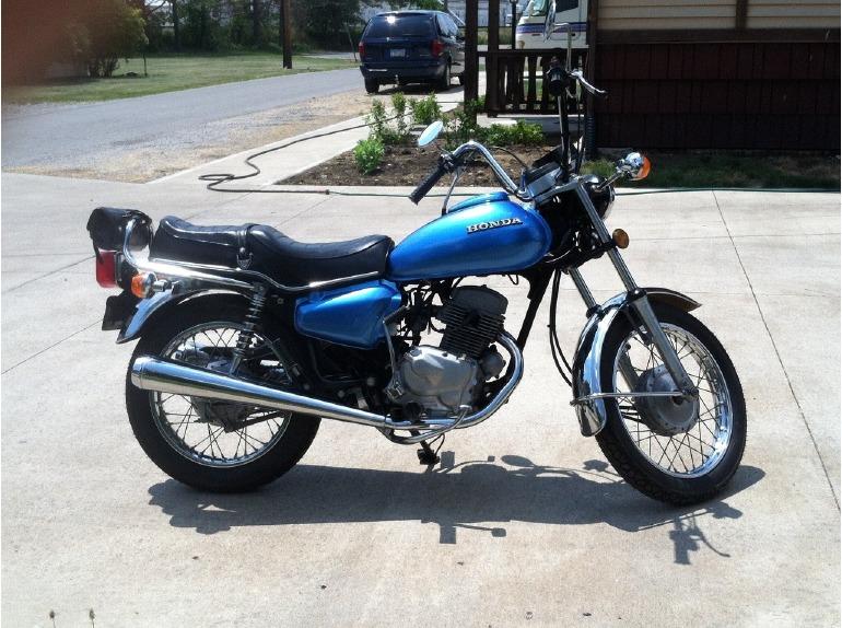 Honda Wilmington Nc >> Honda Cm185t Twinstar Motorcycles for sale