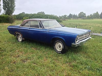 Plymouth : Satellite SPORT FURY 1965 plymouth sport satellite belvedere ii hemi max wedge superstock dodge