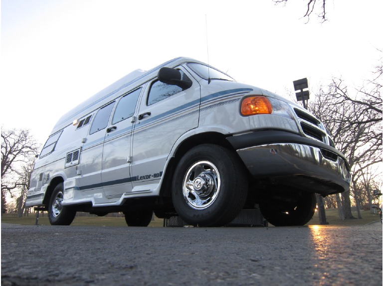 2000 Pleasure-Way Lexor-RD
