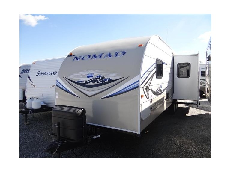 2013 Nomad JOEY SELECT 272