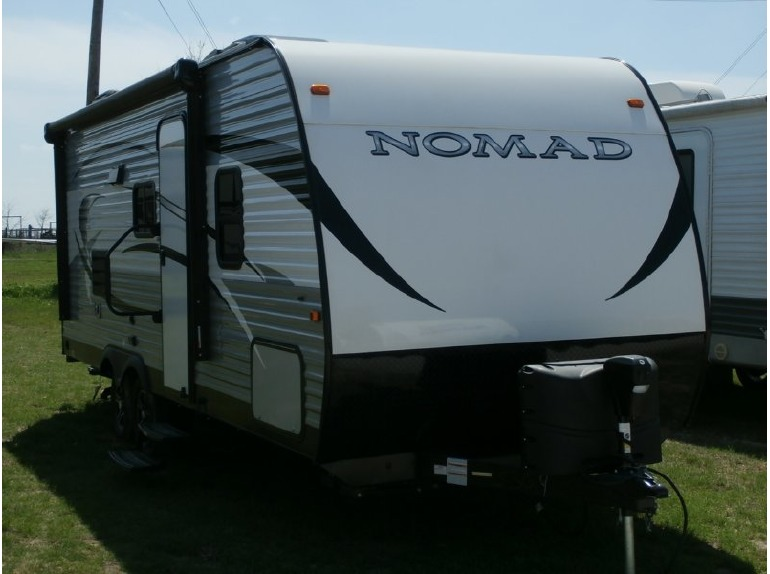 2015 Skyline Nomad 218RB