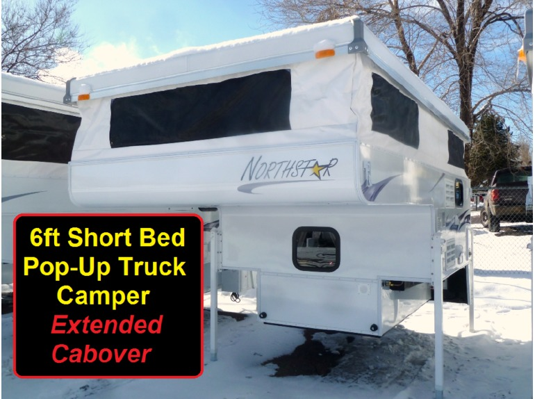 Northstar Pop Up Truck Campers Tc650 Fits Rvs For Sale