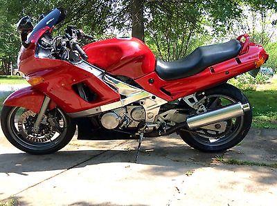 Kawasaki Ninja 99 Zx 6 E