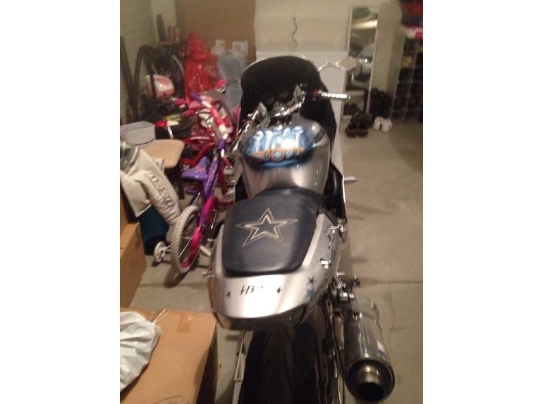 2000 Kawasaki Zrx 1200R