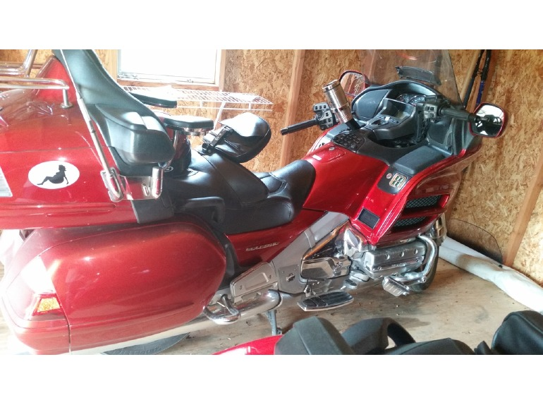 2008 Honda Gold Wing AUDIO COMFORT