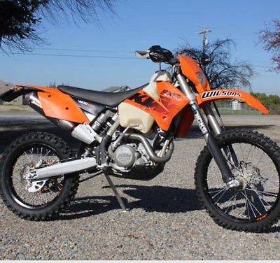 KTM   EXC  STREET LEGAL  KTM 400 EXC b707fa2c44