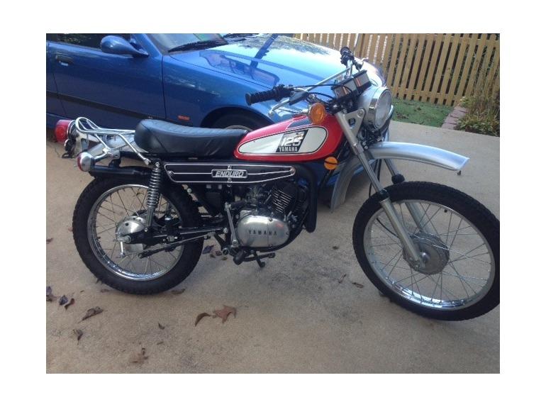 1976 Yamaha Dt