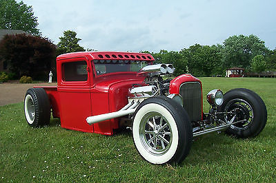 Ford : Other Pickups HOTROD ALL STEAL 34 FORD 351 C WITH OD TRAINS. VERY FAST AND NICE RIDE