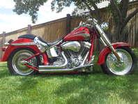 2005 Screamin' Eagle FATBOY CVO 103