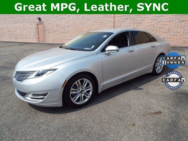 Lincoln : MKZ/Zephyr Hybrid Hybrid Hybrid-electric 2.0L CD 11 Speakers AM/FM radio: SiriusXM MP3 decoder