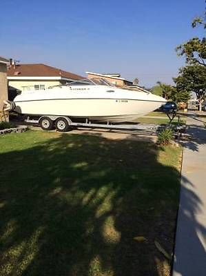 25' VIP Voyager with trailer.  Needs Oil leak repair everything else nearly new