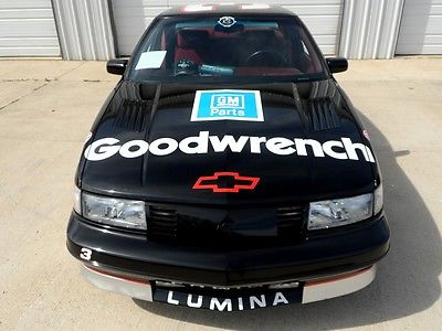 Chevrolet : Lumina DALE EARNHARDT SR. SIGNATURE SERIES #25   DALE EARNHARDT SR. SIGNATURE SERIES #25 ONLY 12,239 MILES