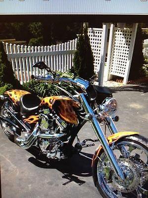 American Ironhorse : SLAMMER 2007 american ironhorse