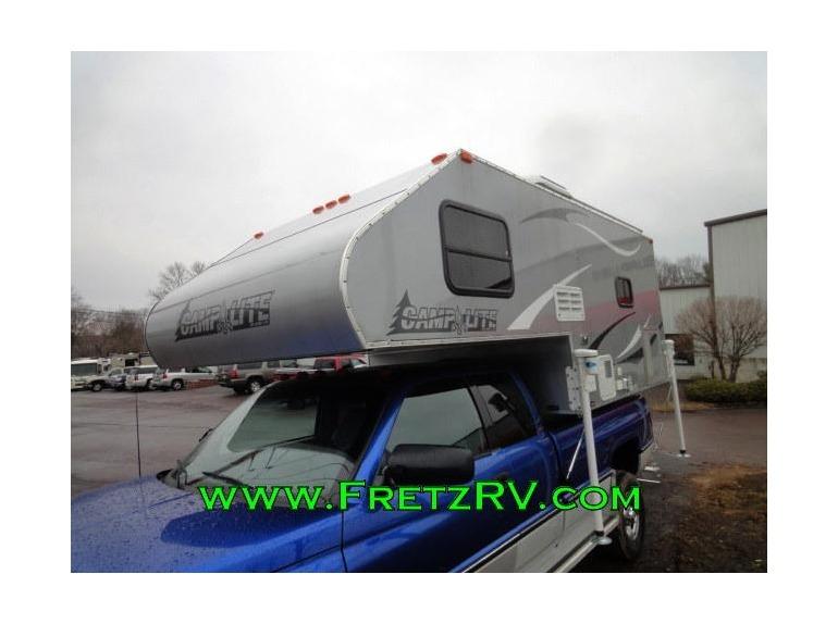 2014 Livin' Lite CampLite Truck Camper 8.6