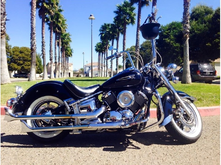 Yamaha V Star 1100 Classic motorcycles for sale in Lompoc, California