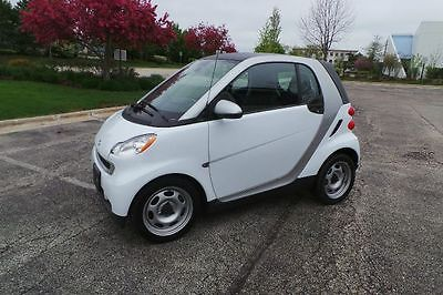 Smart : fortwo passion 2dr Hatchback 2010 smart fortwo