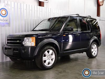 Land Rover : LR3 HSE 08 lr 3 hse 7 pass luxury pkg navigation dvd tvs panoramic cooler loaded clean
