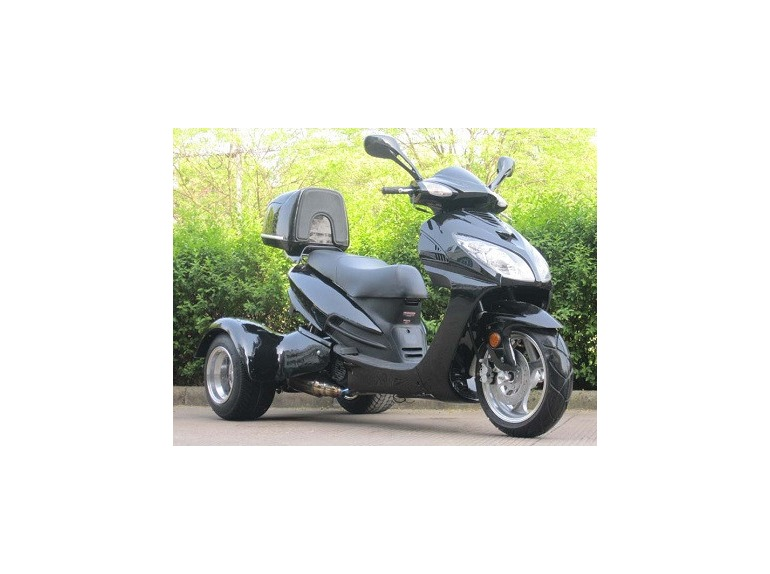2014 Eagle 150cc Eagle Trike Moped Scooter from Safer Wholesale