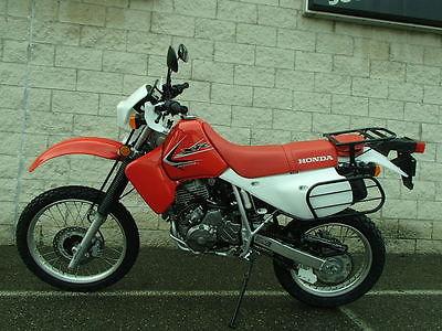 Honda : XR 2012 honda xr 650 l in red white um 30103 c s