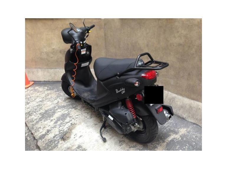 2014 Genuine Scooter Company Buddy 170I
