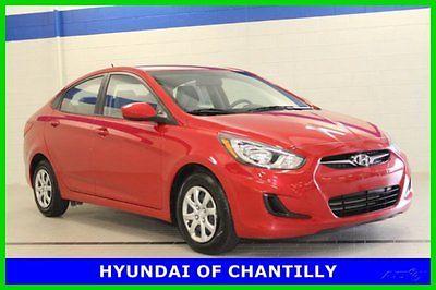 Hyundai : Accent GLS 2014 gls used 1.6 l i 4 16 v automatic fwd sedan