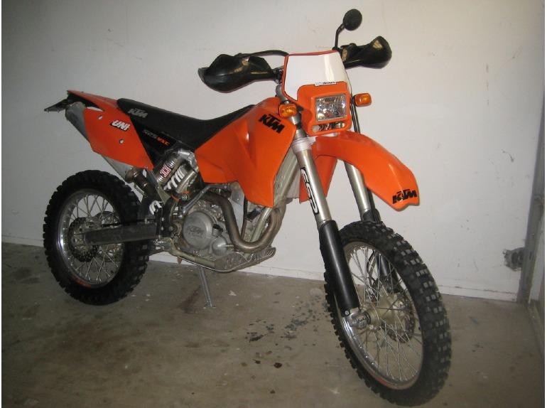 2004 KTM Mxc 525