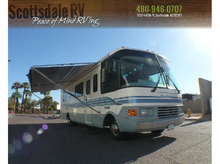 1997 Pacific Coachworks Sea Breeze 131 Limited