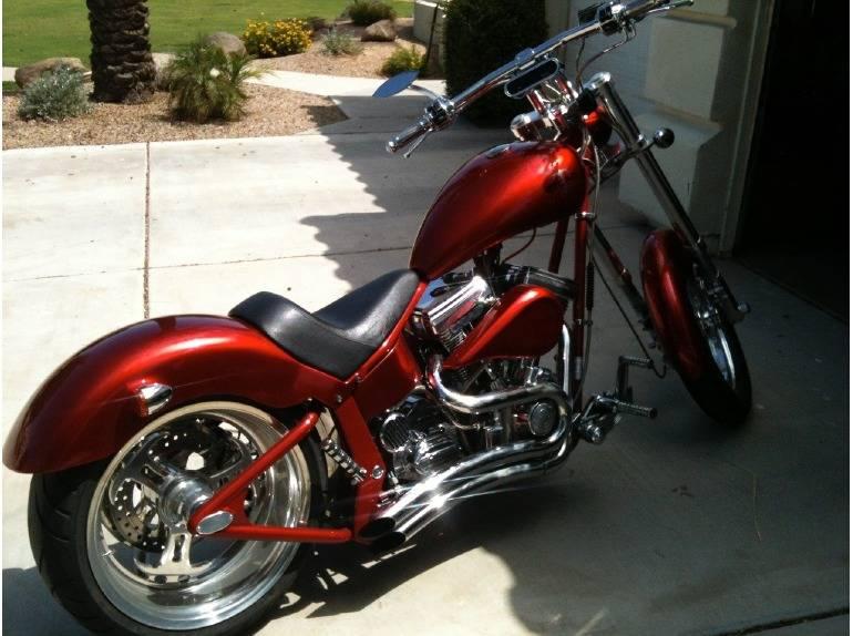 2004 Titan Motorcycle Co. Sidewinder LOW RIDER ST