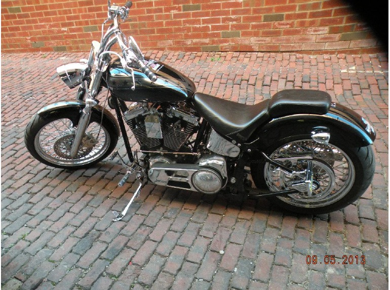 2011 Knievel Cycles Bobber