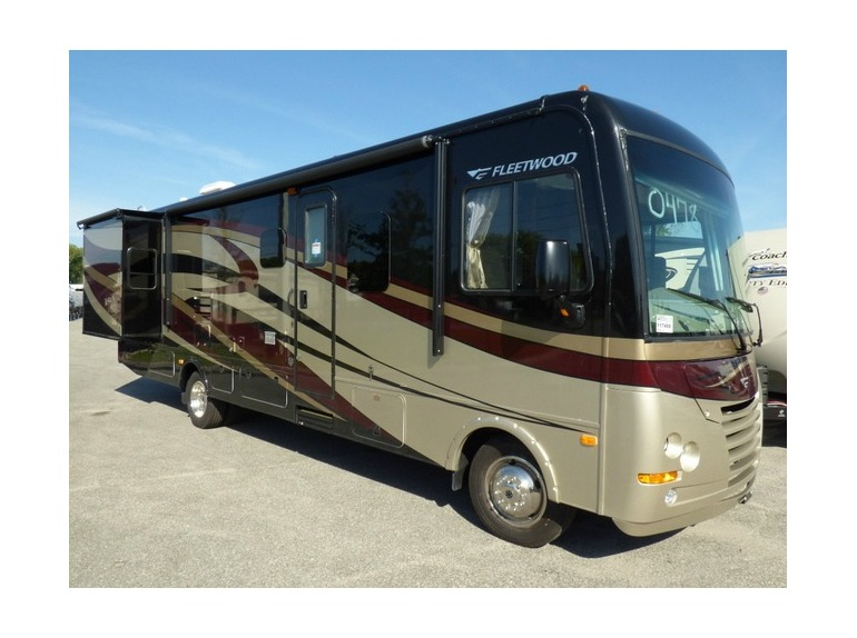 2015 Fleetwood Rv Terra SE 33S